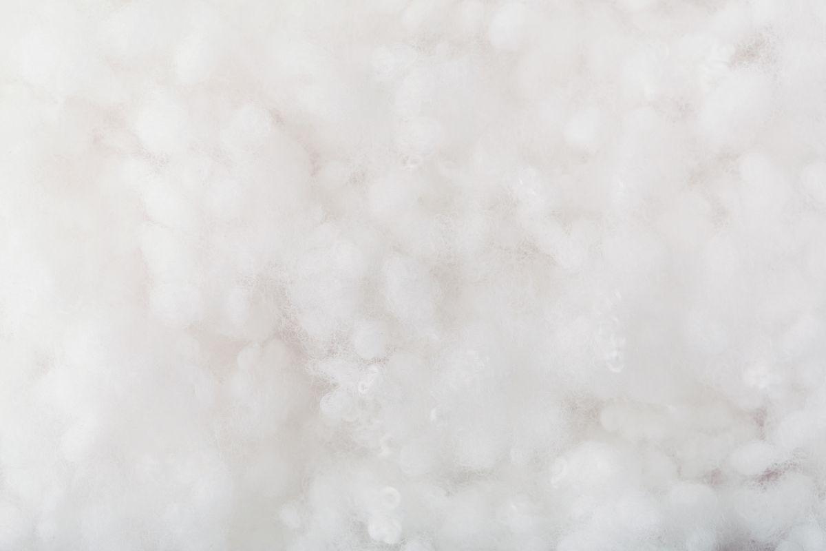 Faserkugeln Material